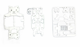 타미야,95246,TAMIYA, MS 강화샤시 MS Reinforced Chassis Set White